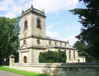 Elizabeth Wilbraham. Iglesia de St. Mary, Ingestre