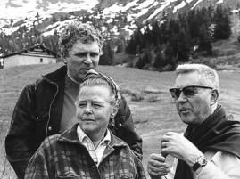 Charlotte Perriand, Pierre Faucheux, Jean Prouvé. Les Arcs 1968
