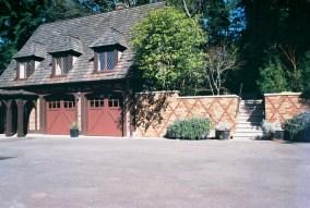 Elizabeth Ayer, casa C. W. Stimson