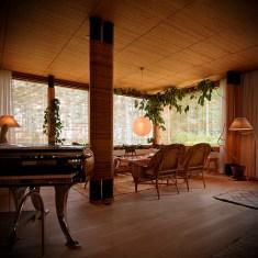 Aino Aalto y Alvar Aalto, Villa Mairea interior