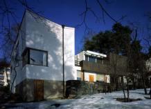 Aino y Alvar Aalto, Casa Aalto, Riihitie, Helsinki, Finland. 1936