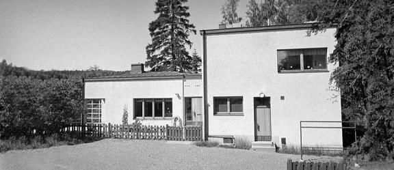 Elsi Borg, Tiukanlinna, Universidad Kuopio, 1939