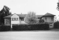 Lux Guyer, casa en Kuesnacht