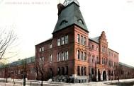 Louise Blanchard Bethune, Elmwood Music Hall, Buffalo, N.Y