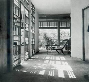 Minnette de Silva.1954 Asoka Amarasinghe House I