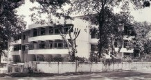 Minnette de Silva, Edificio en Gregory Road, Colombo