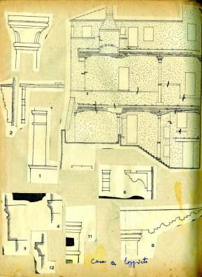 Egle Trincanato, Casa Porche en Venezia Minore