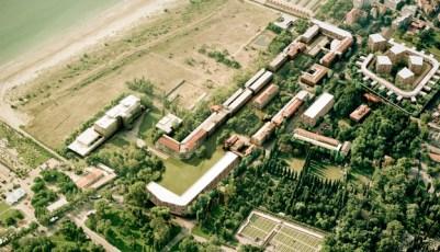 Egle Trincanato, Ospedale al Mare del Lido di Venezia, 1946