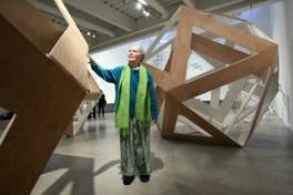 Anne Tyng, Muestra Inhabiting Geometry