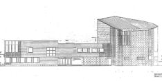 Alvar Aalto, Propuesta para el Ayuntamiento de Rovaniemi