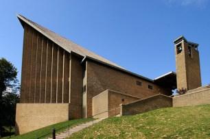 Estudio Exner, Iglesia Sct Clemens, Randers, 1961-1963