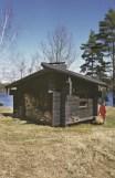 Raili Pietilä, Exterior del sauna de Reima Pietilä