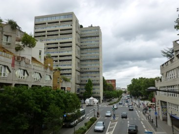 Renée Gailhoustet, Torre Lenin, 1963 Ivry-sur-Seine 1969-1975