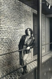 Martha Levisman en Fundación Antorchas, 1985