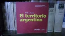 Odilia Suárez, El territorio argentino
