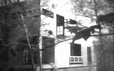 Phyllis Birkby, casa, Long Island