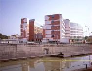 Robert Venturi, Denise Scott Brown & Associates, Provincial Capitol Building, Toulouse (1999)