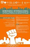 Lourdes García Vázquez, Seminario Avances y desafíos en la instrumentación de los principios rectores del derecho a la ciudad