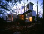Merrill Elam y Mack Scogin. Nomentana Residence