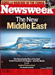 Zaha Hadid, portada Newsweek Agosto 2007