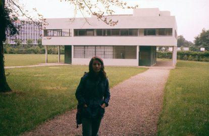 María Victoria Besonías, viaje de estudios, Ville Saboye