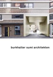 Marianne Burkhalter + Christian Sumi - Sinnliche Dichte. Catálogo de la exhibición, 2014