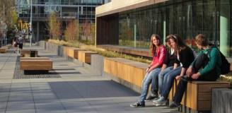 Gustafson Guthrie Nichol; Campus Bill & Melinda Gates, Seattle, WA