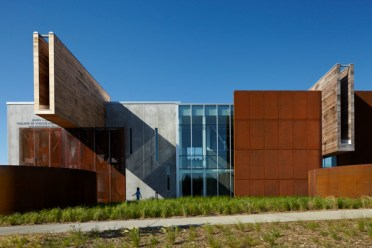 Ross Barney Architects; James I. Swenson Civil Engineering Building, Duluth, MN, 2010