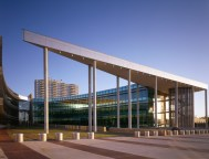 Ross Barney + Jankowski; Oklahoma City Federal Office Building; Oklahoma, 2005