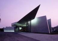 Zaha Hadid, Estación de Bomberos Vitra