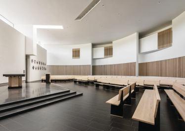 Hsinming Fung. Jesuit High School Chapel. HplusF. 2014