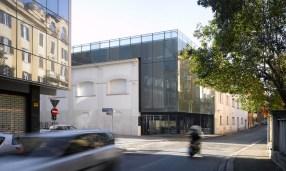 Odile Decq, Museo de Arte Contemporáneo de Roma, 2010
