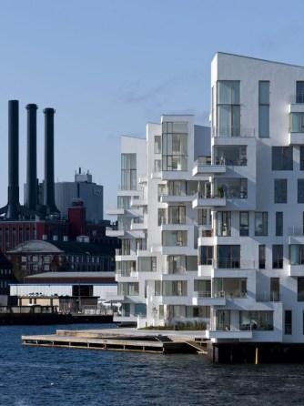 Lene Tranberg, departamentos Havneholmen, Lundgaard & Tranberg Arkitekter