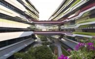 Caroline Bos y Ben van Berkel, Universidad de Tecnología y Diseño, Singapur