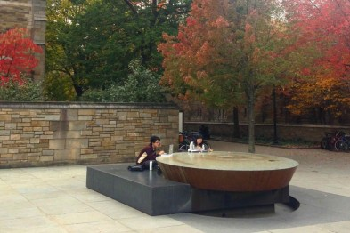 Maya Lin, Womens Table - Yale
