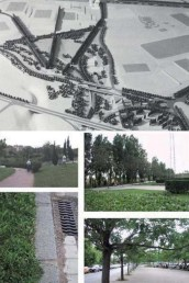 María Rubert de Ventós; Plan Director y proyecto de urbanización del área Olímpica de la Diagonal. IMPU Ayuntamiento de Barcelona, 1992