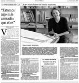 María Rubert de Ventós. Entrevista