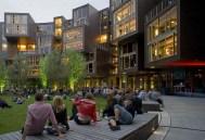 Lene Tranberg, Residencia estudiantil Tietgen, Lundgaard & Tranberg Arkitekter
