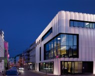 Alison Brooks Quarterhouse Performing Arts & Business Centre