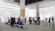 Farshid Moussavi, Architecture and Its Affects en el Arsenale, 13ª Bienal de Venecia