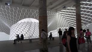Farshid Moussavi, Architecture and Its Affects en el Arsenale, 13ª Bienal de Venecia