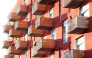 Judith Leclerc, Coll-Leclerc Arquitectos. Viviendas en la zona del Fórum, Barcelona, 2005-2009