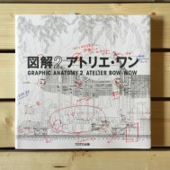 Momoyo Kaijima. Graphic Anatomy 2, Atelier Bow-Wow