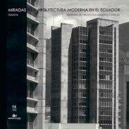 Augusta Hermida, Miradas a la arquitectura moderna en el Ecuador