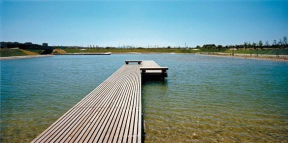 Margarita Jover + Iñaki Alday, Parque de Agua