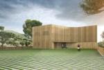 Pilar Calderon, Calderon-Folch-Sarsanedas Arquitectes, Centro de medicina comparativa, Badalona