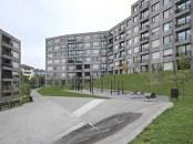 María Viñe, Complejo habitacional Triemli, Albisrieden, Zurich