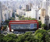 Lina Bo Bardi. Museo de Arte de São Paulo, São Paulo. 1958