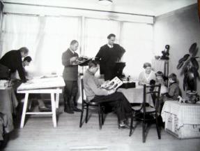 Margarete Schütte-Lihotzky, Arquitectos europeos emigrados a la URSS
