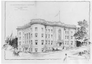 Josephine Wright Chapman, Diseño para la sede del club de mujeres de Worcester, llamado actualmente Tuckerman Hall y sede de la Orquesta Sinfónica de Massachussetts, Worcester, Massachussetts, 1902